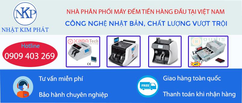 Địa chỉ bán máy đếm tiền tại Đà Nẵng uy tín nhất mà bạn nên lựa chọn
