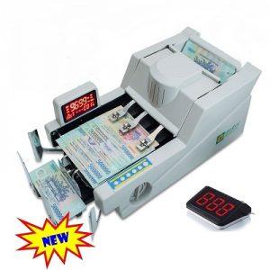 máy đếm tiền xindatech 6868w