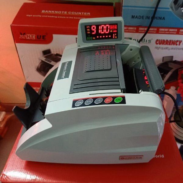 máy đếm tiền Xindatech 9100